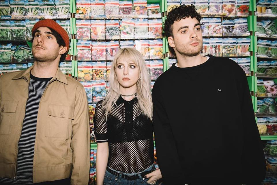 Paramore brings Tour Four to Manila next year