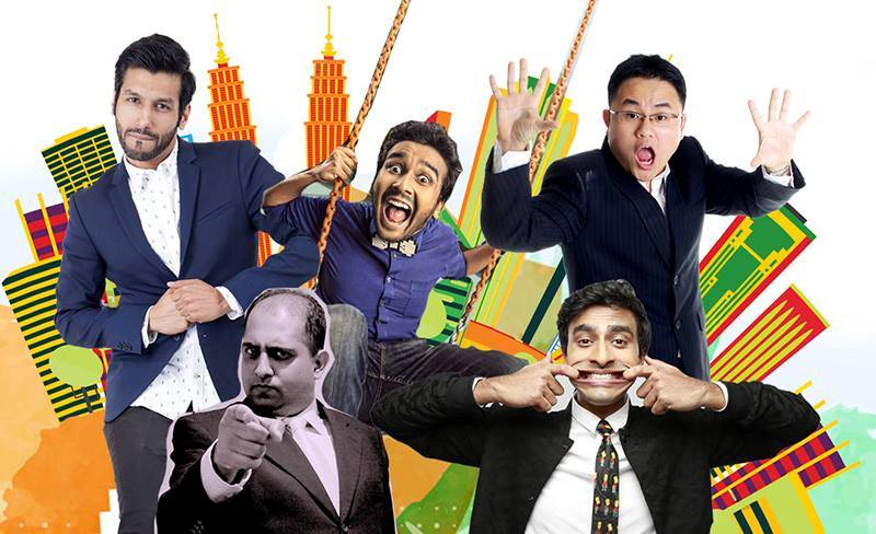 India's top comedians to bring spicy masala comedy to Malaysia