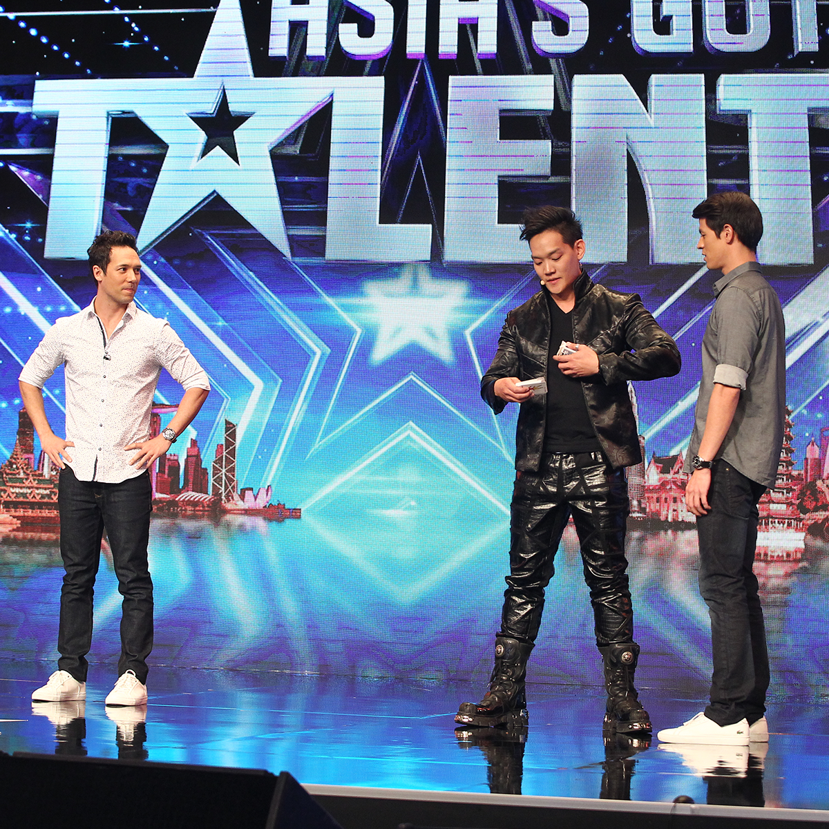 """Here are the first 8 semi-finalists of """"Asia's Got Talent"""" Season 2"""