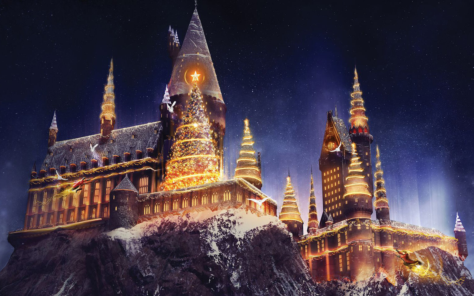 Harry Potter's Christmas in the Wizarding World exhibition comes to Bangkok