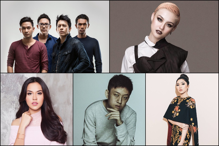 5 Indonesian artistes that you should listen to