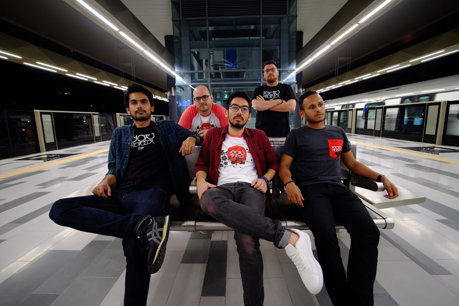 Kyoto Protocol's new music video reflects their hardships