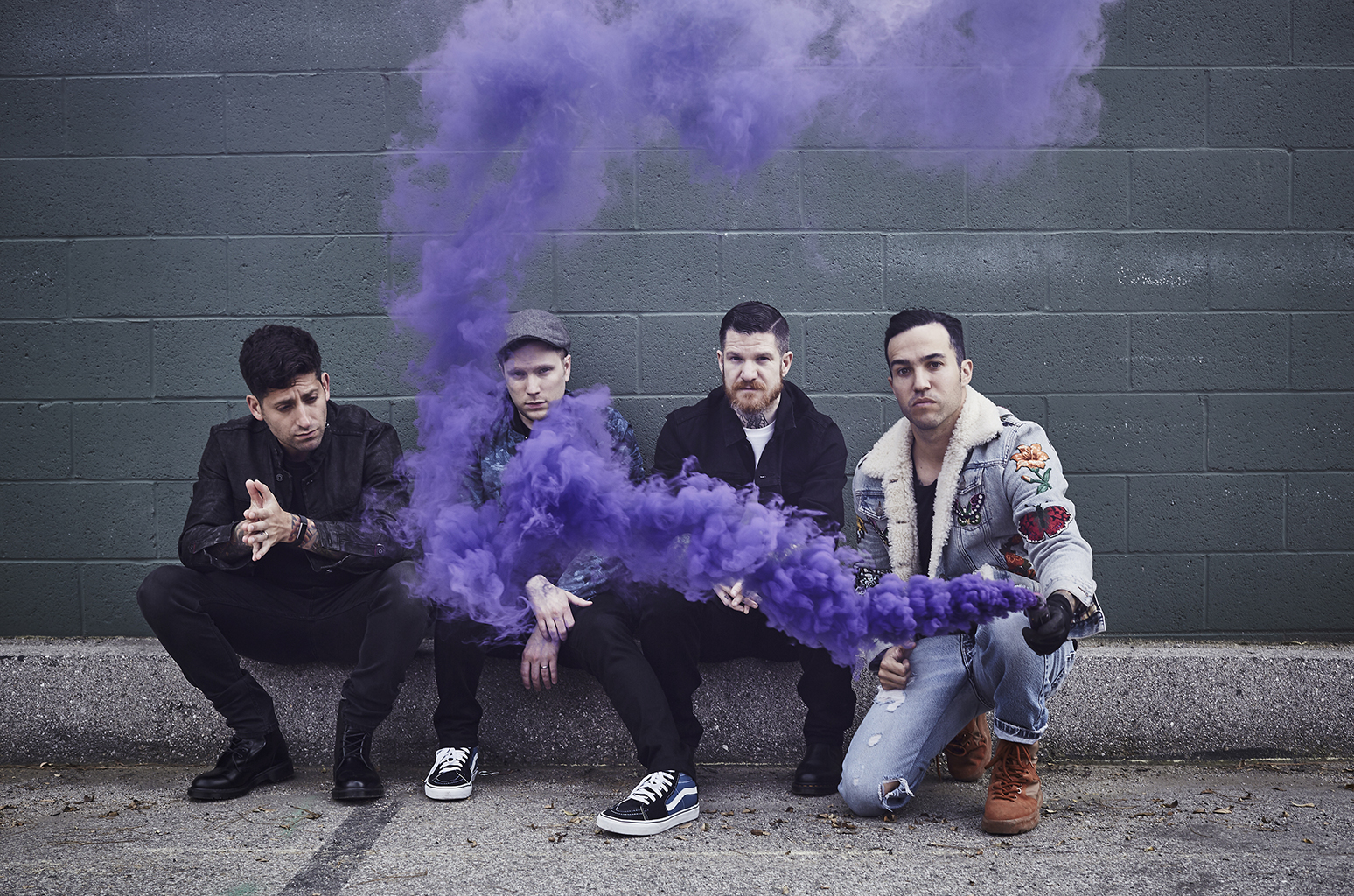 Tickets and date announced! Fall Out Boy in Singapore April 2018!