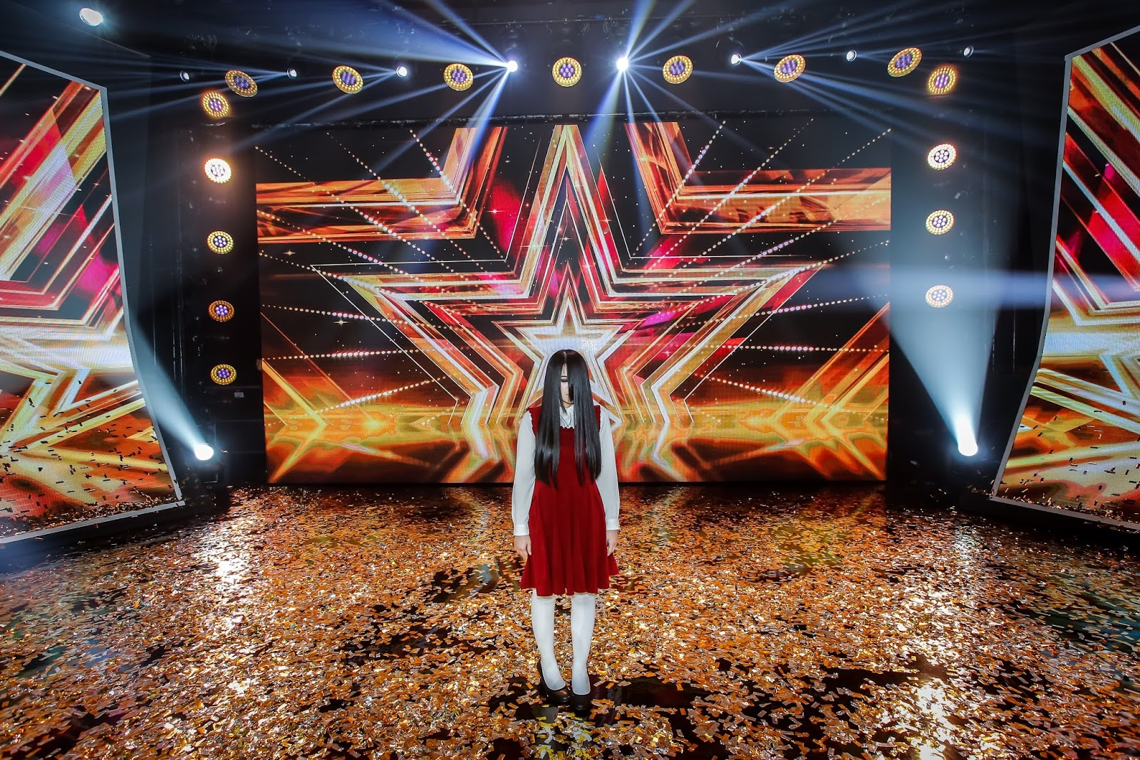 """Spooky Indonesian illusionist The Sacred Riana wins """"Asia's Got Talent 2"""""""