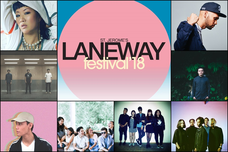 Laneway 2018 completes its line-up with a slew of local and regional acts