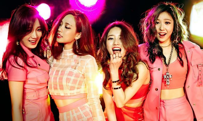 Miss A has officially disbanded