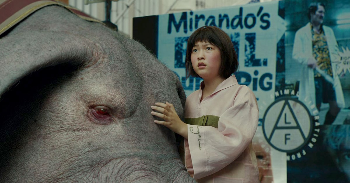 """""""Okja"""" shortlisted for Oscar's visual effects category"""