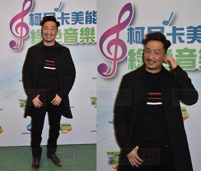 Ronald Cheng gains weight for movie