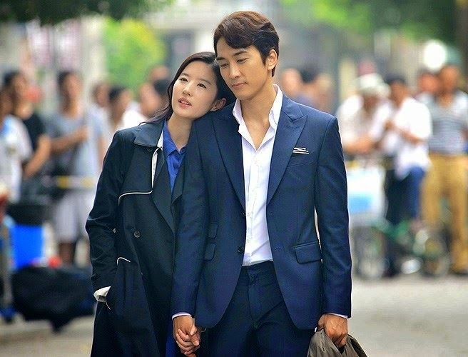 Crystal Liu and Song Seung-heon call it quits