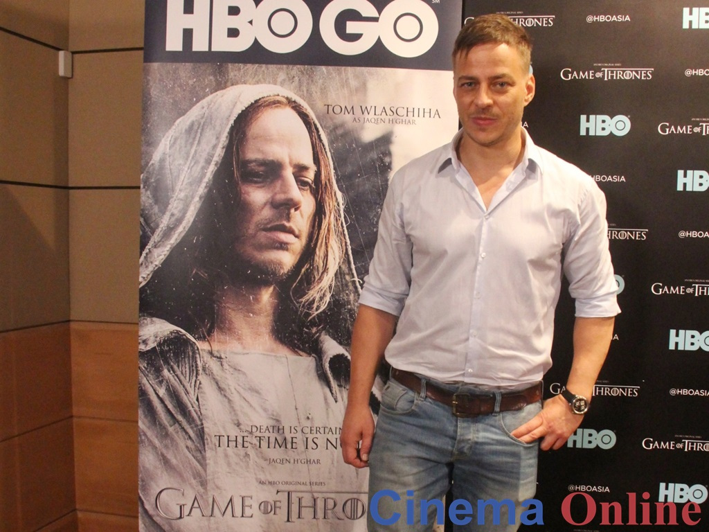 """Tom Wlaschiha talks how """"Games of Thrones"""" changed his life"""