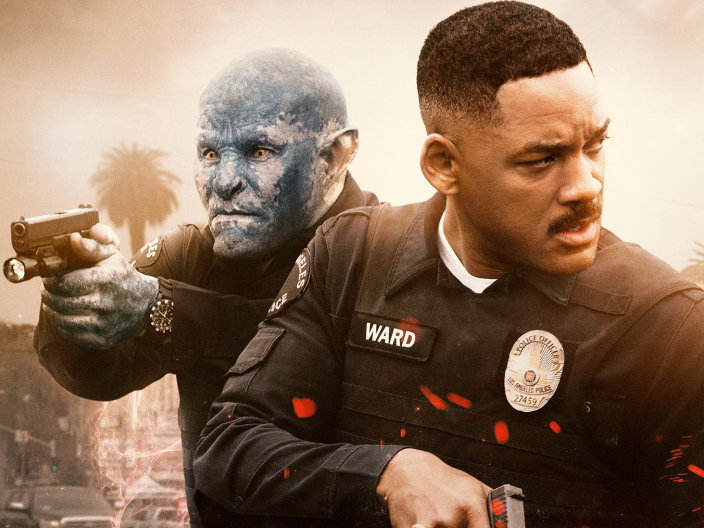 """Will Smith returns for Netflix's """"Bright"""" sequel"""