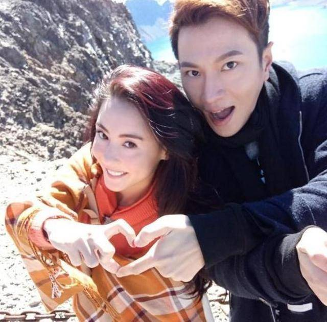 Cecilia Cheung denies tying the knot with He Meng-huai