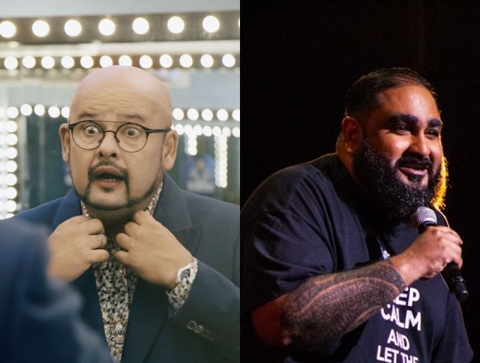 Harith Iskander and Kavin Jay get their own Netflix comedy specials!