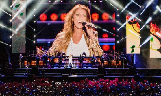 Céline Dion is coming to Asia for 2018 concert tour!