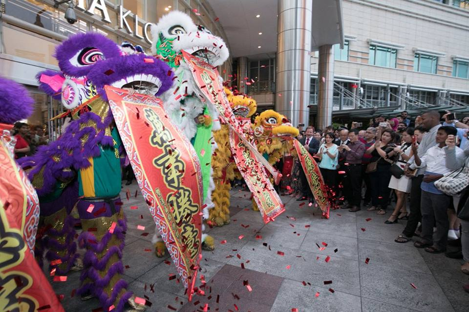 5 awesome Chinese New Year Mall decorations in Malaysia to experience this year
