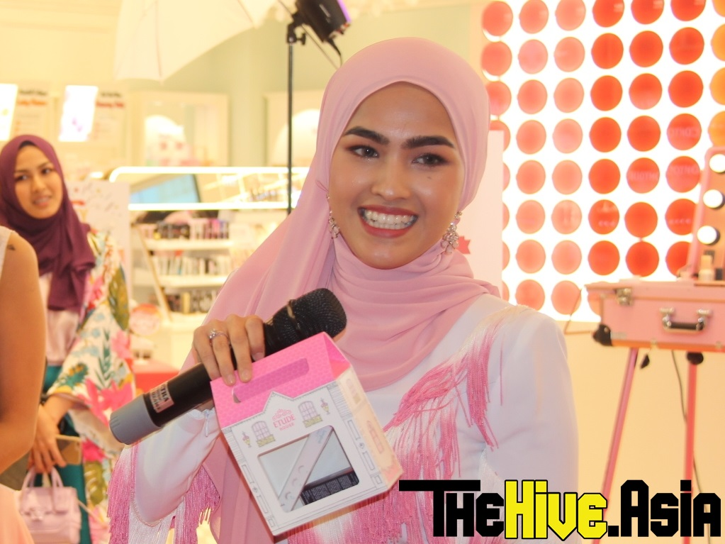 Elfira Loy and Etude House collaborate for new makeup collection