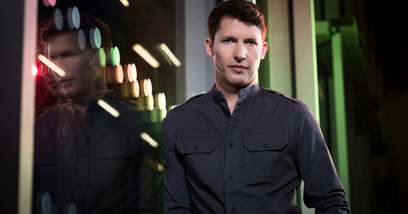 Venue change for James Blunt's debut show in Malaysia