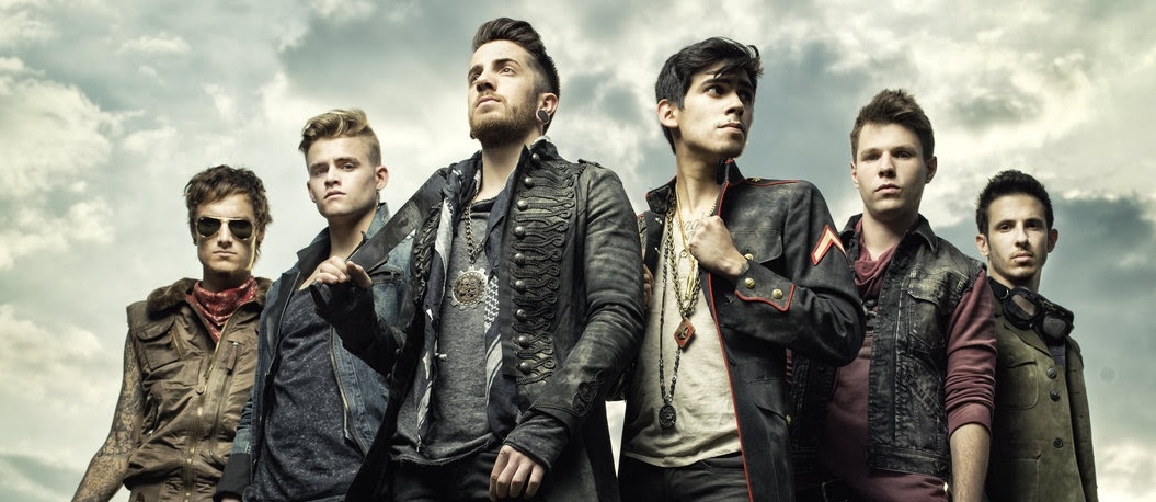 Crown The Empire dates for Asian tour announced