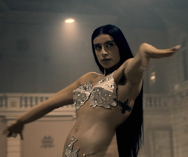 """""""The Suspended Kid"""" Sevdaliza will be performing live in Kuala Lumpur"""