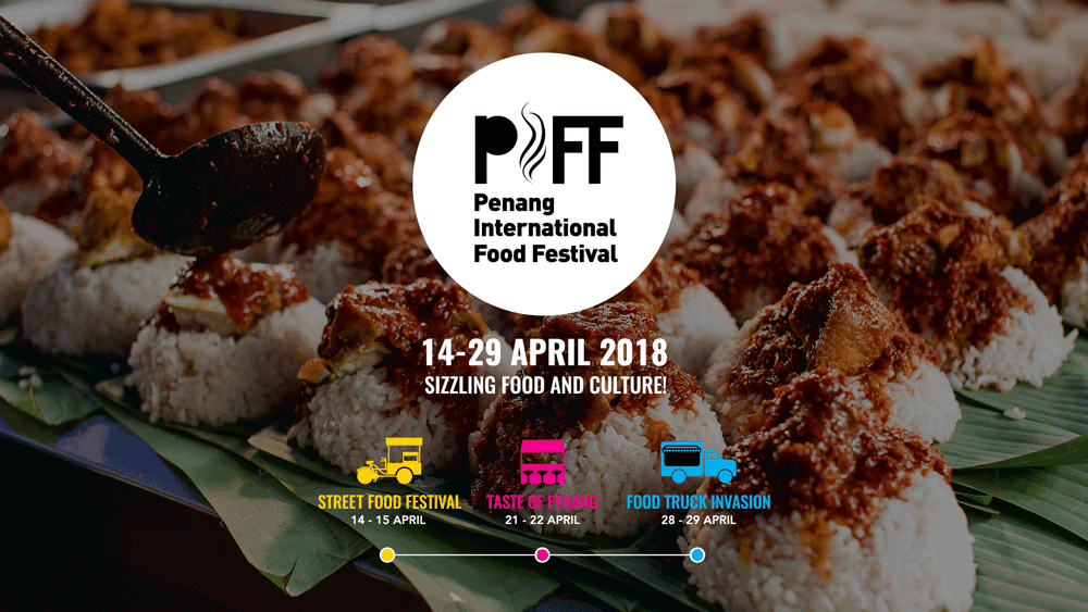 Penang International Food Festival is back for its second year