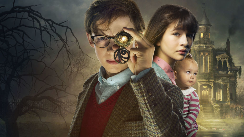 """""""A Series of Unfortunate Events"""" returns end of this month!"""