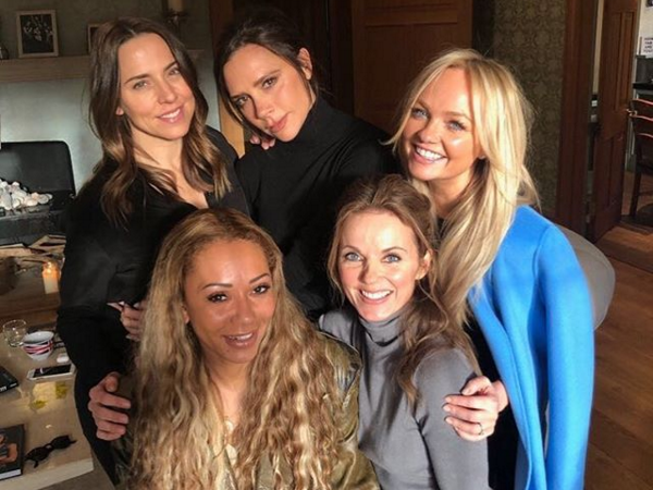 """Spice Girls bringing their """"girl power"""" to the big screen"""