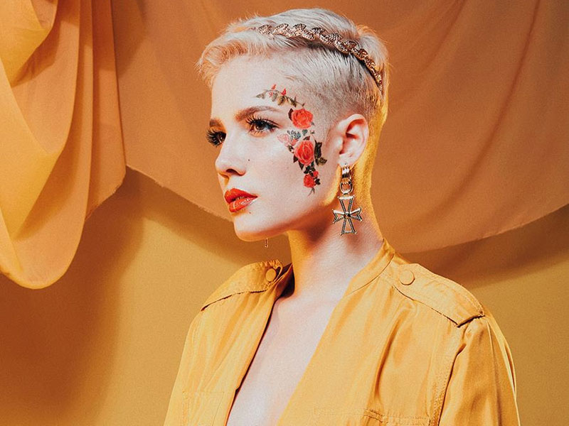Southeast Asia is on the list of stops for Halsey's World Tour