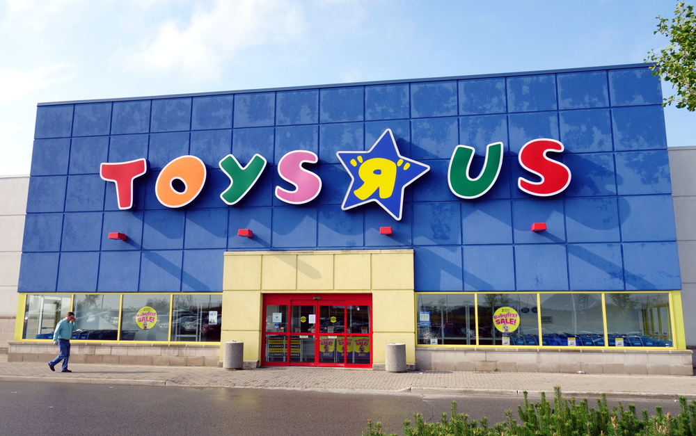 """Toys """"R"""" Us closes in America, might affect Asian stores"""
