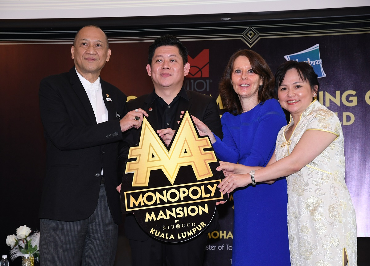 World's first Monopoly hotel is opening in Kuala Lumpur