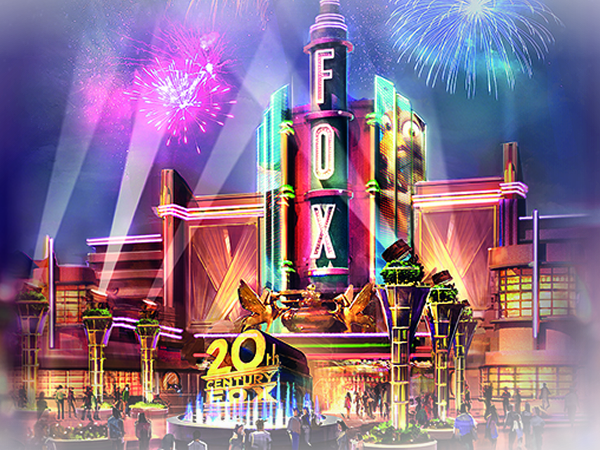 20th Century Fox World theme park in Malaysia is auditioning for talents!