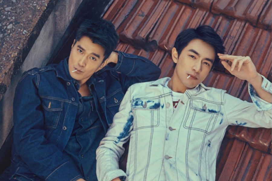 Mark Chao accidentally exposes Lin Gengxin's relationship