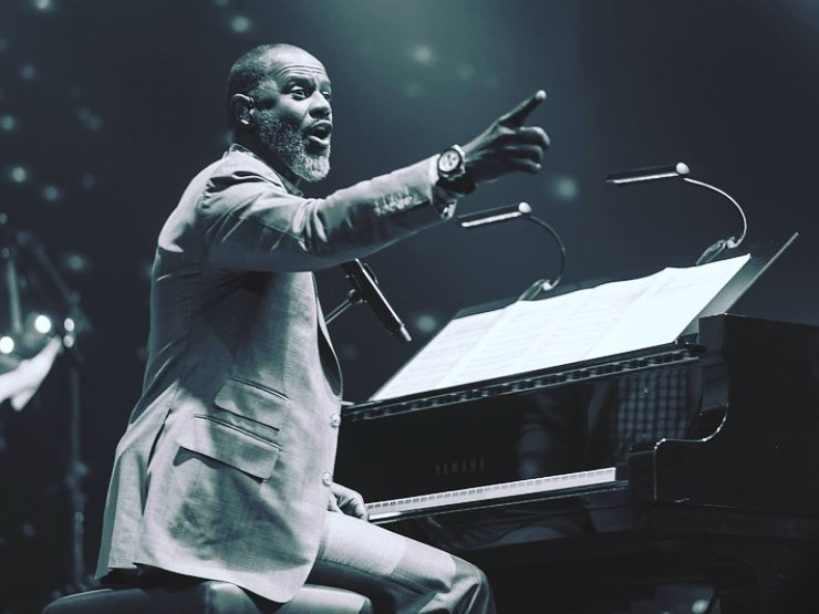 Brian McKnight is coming to Indonesia and Singapore!