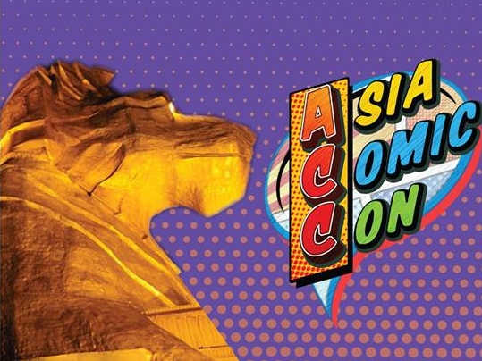 Asia Comic Con debuting in Malaysia this July