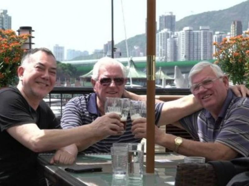 Anthony Wong's half-brothers: We never knew he existed!