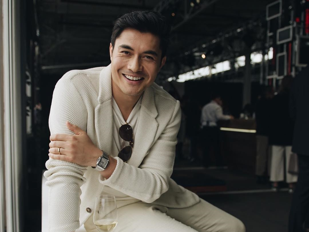 "Henry Golding is the first Malaysian to get interviewed on ""The Ellen Show"""