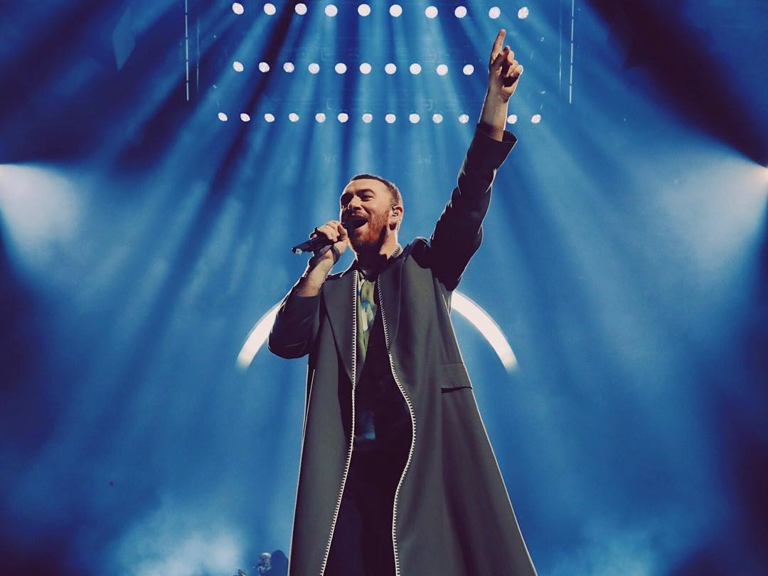 Tickets to Sam Smith live in Singapore will be out next week!