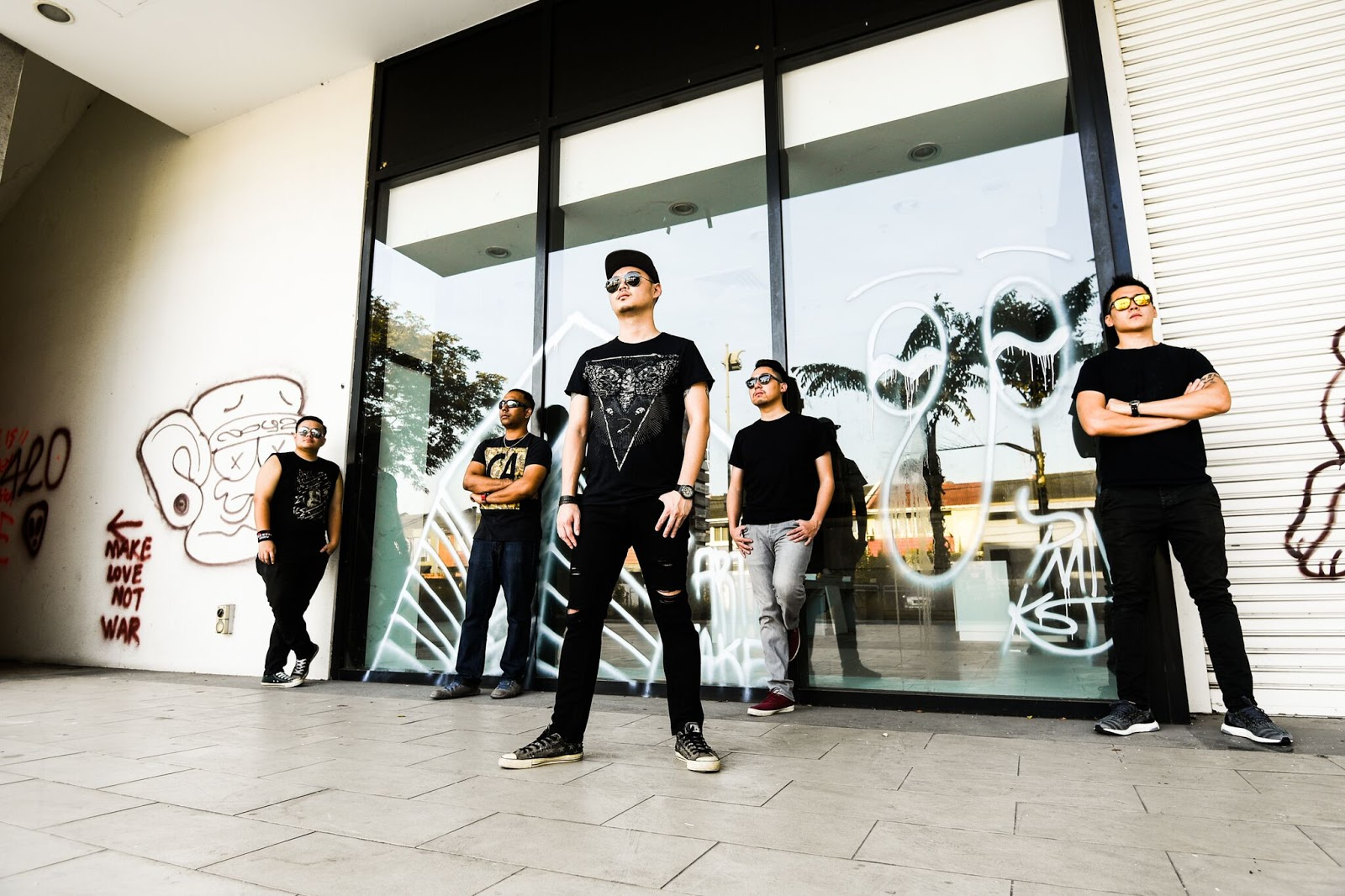 Malaysia's Airwaves On Fire are launching their debut EP