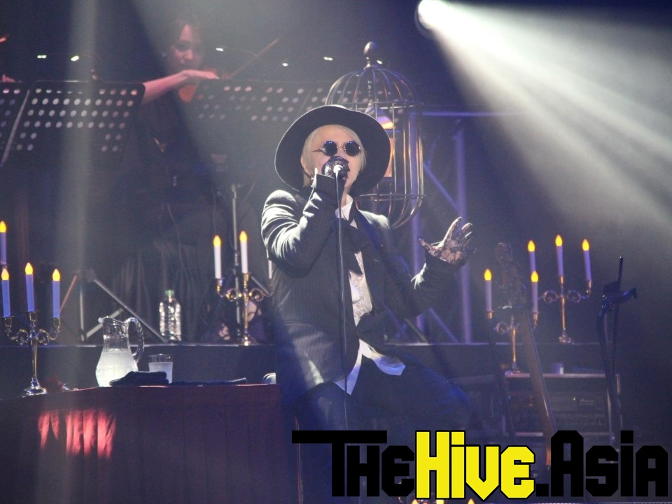 HYDE rocks KL – the only SEA stop in his Acoustic Tour 2018!