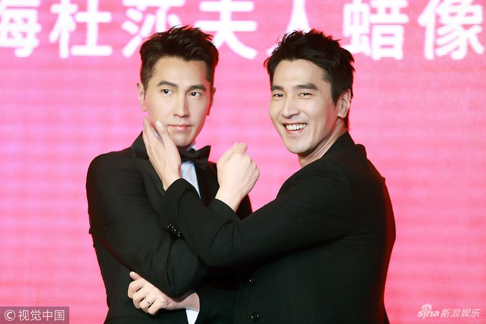 Mark Chao unveils wax figure at Madame Tussauds Shanghai