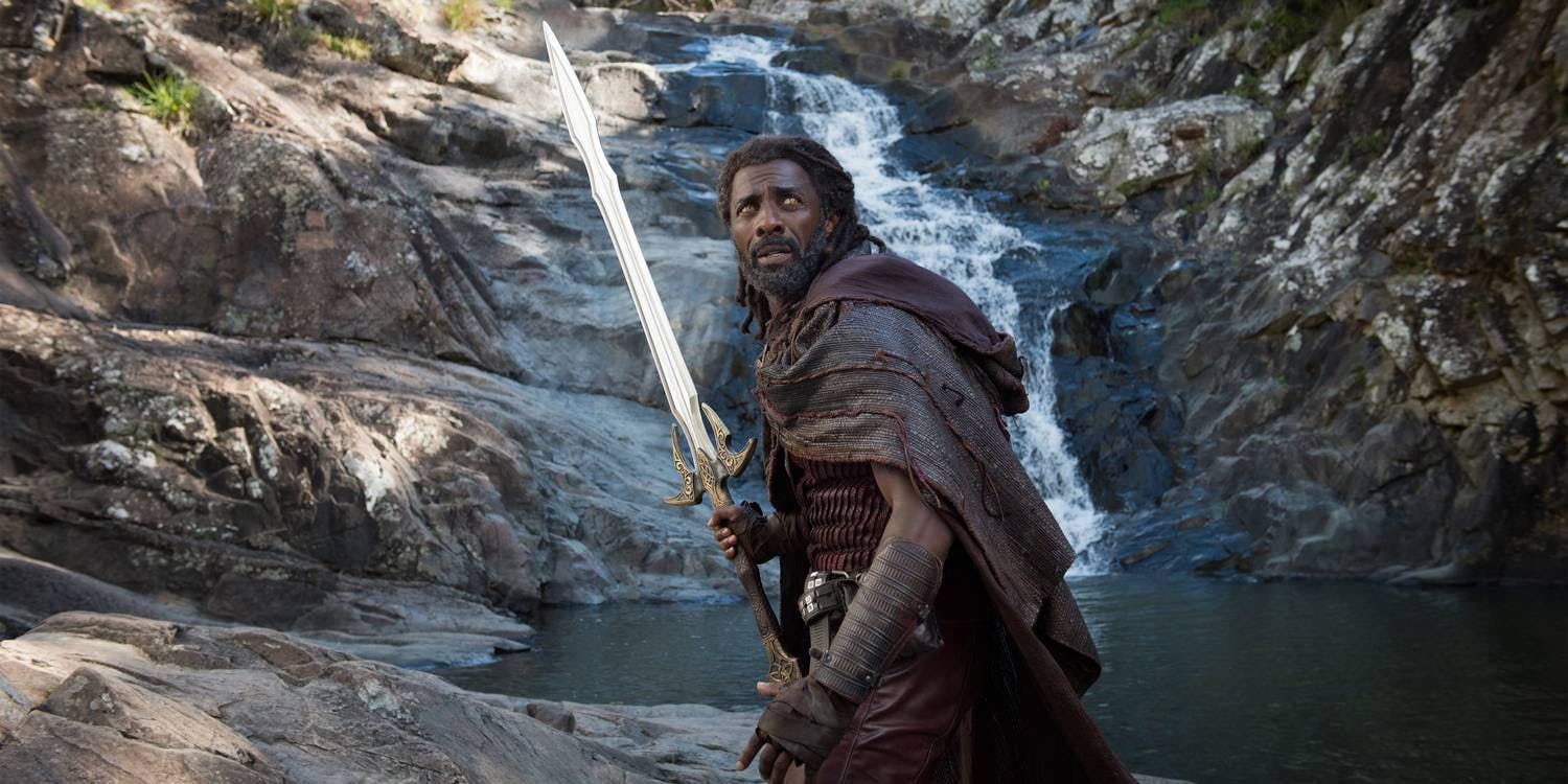 Idris Elba cast as the hunchback of Notre Dame
