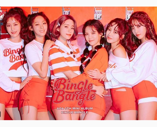 AOA to return with fifth EP album