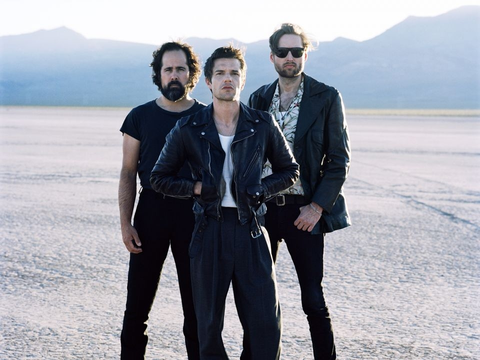 The Killers to perform in Thailand for the first time