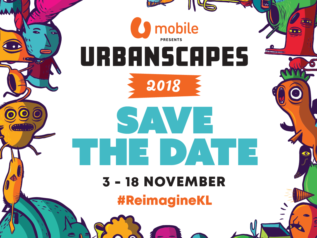 Save the date! Urbanscapes is back for its 16th edition!