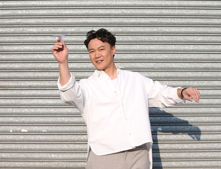 Eason Chan loses weight for health sake