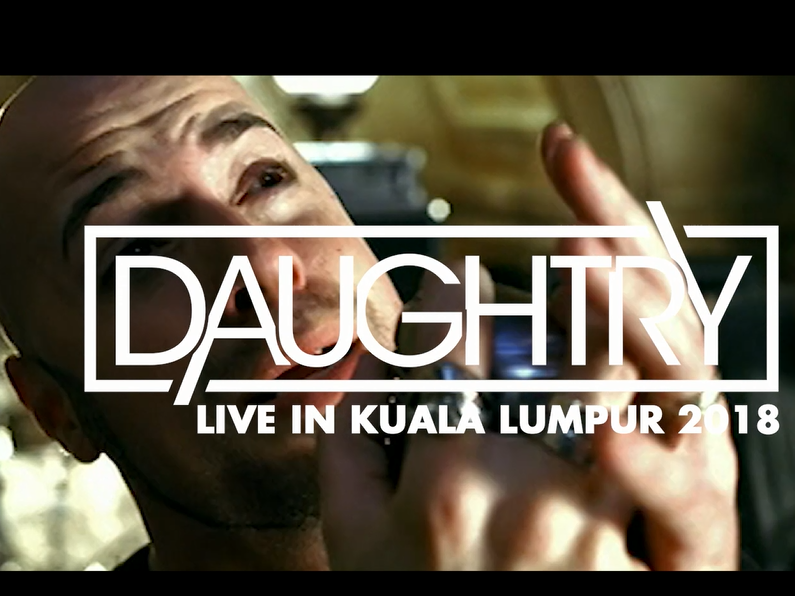 Win tickets to see Daughtry this 13 July in Kuala Lumpur!