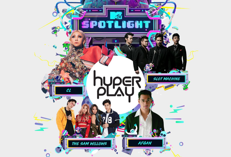 Hyperplay unveils lineup of CL, Slot Machine, Sam Willows and more!