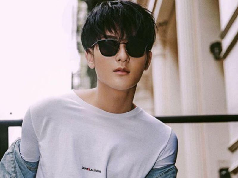 Huang Zitao takes a long break from work