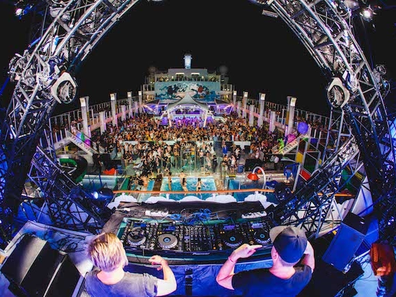 It's The Ship 2018 lineup revealed, Big Shaq takes on captain role