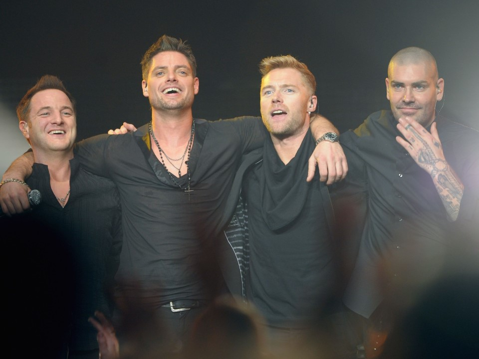 10 more days till Boyzone's farewell tour in Malaysia!