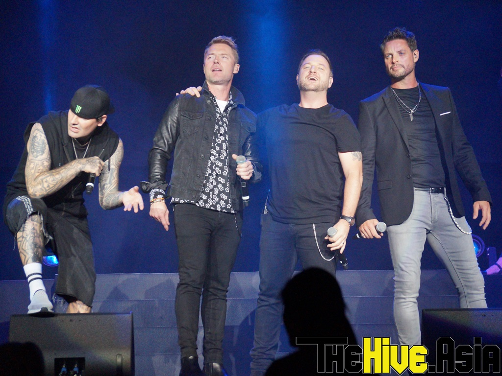 Boyzone gives fans plenty of reason to love their Malaysian concert